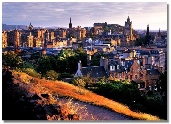 Kota terpendam Edinburg