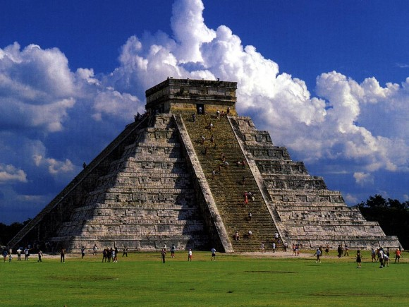 Situs Peradaban Maya
