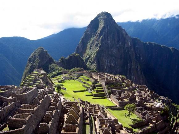 Kota Inca yang hilang