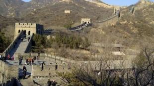 Tembok Raksasa Cina