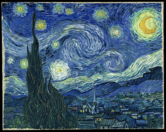 Starry Night oleh Vincent Van Gogh