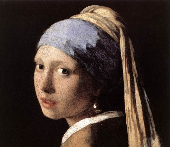 Girl with a Pearl Earring oleh Jan Vermeer
