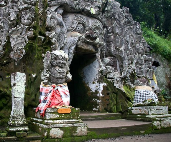 Goa Gajah, Elephant Cave Temple, Bali
