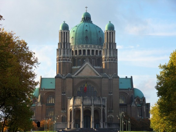 Basilica of the Sacred Heart, Belgium