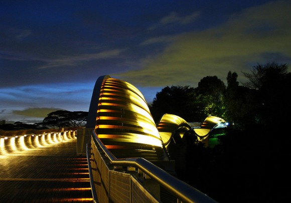 Henderson Waves (Singapura): Most Beautiful Pedestrian Bridge