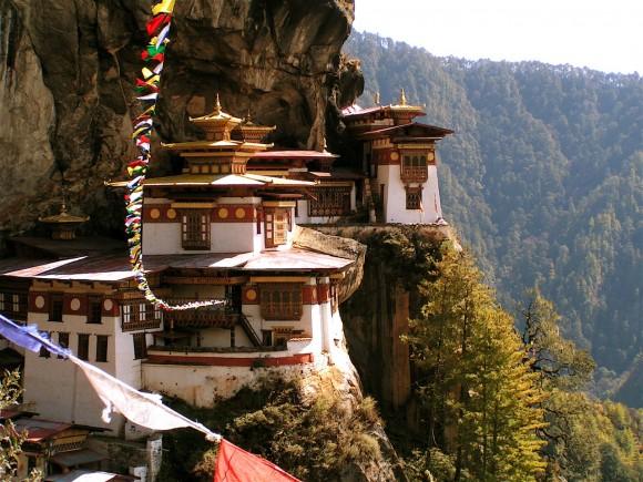 1.Tiger's Nest Monastery