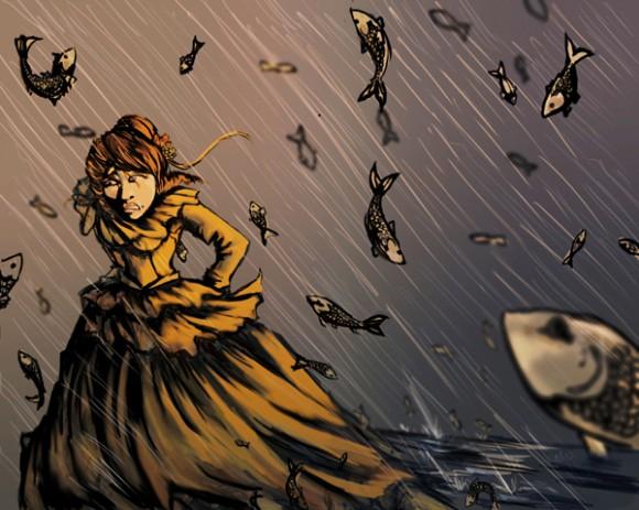 Hujan Binatang