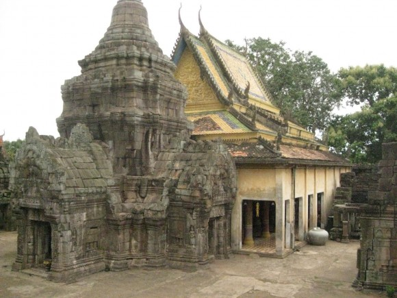 Kompleks candi tertua di Kamboja, Kampong Thom, Kamboja