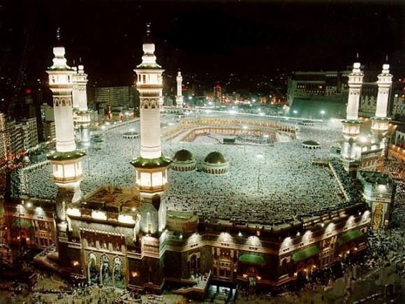 Masjid Terbesar Dan Terluas Di Dunia