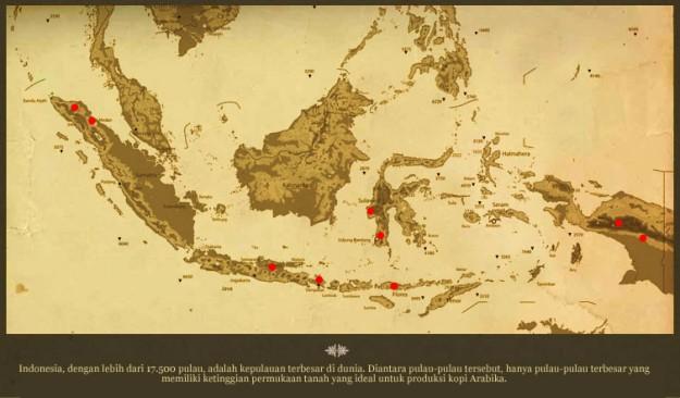 Catatan Migrasi Manusia Purba Masuk ke Wilayah Nusantara