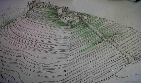 Situs Gunung Padang ini bukan penemuan baru