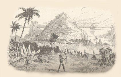 Asal mula bangsa Atlantis