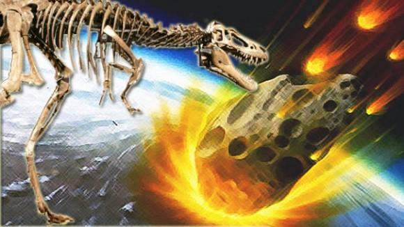 Benarkah Kepunahan Dinosaurus di Sebabkan oleh Alien dan UFO?