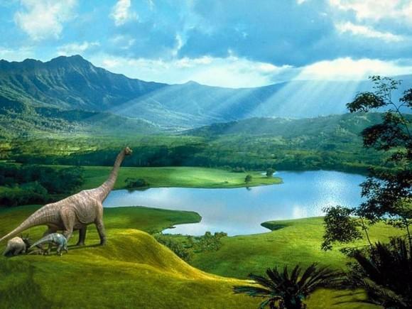 Dinosaurus punah 65 juta tahun lalu karena ulah Alien