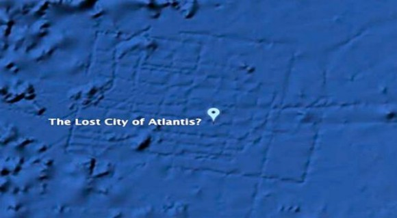 Lokasi Atlantis