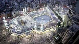 Makkah-Pusat-Bumi