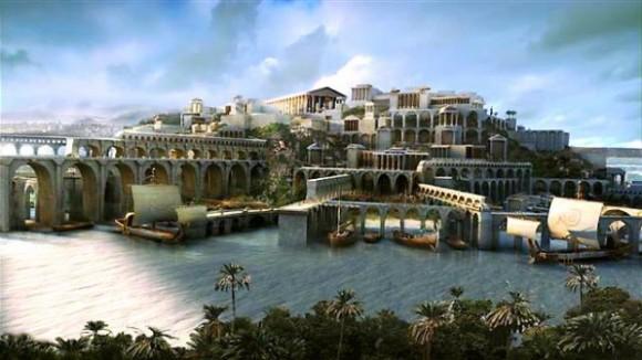 Struktur Masyarakat Atlantis