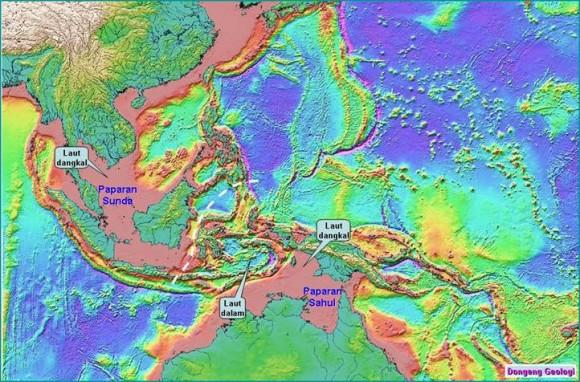Sundaland Sebagai Benua Atlantis yang Hilang