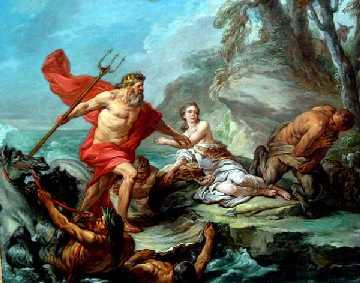Nenek Moyang bangsa Atlantis
