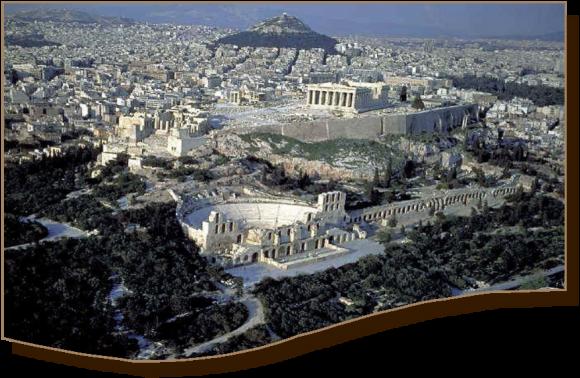 'Yunani Kuna' sebagai musuh dan penakluk Atlantis