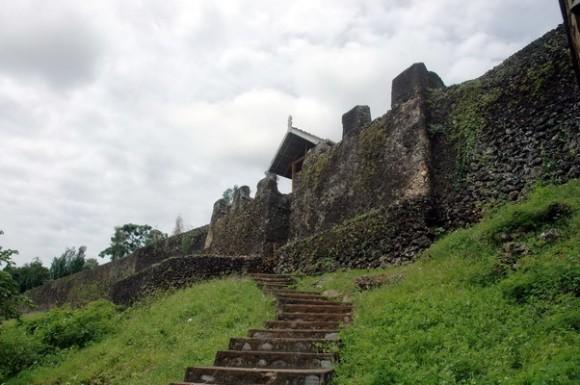 Benteng Keraton Buton: Arsitektur bangunan untuk pertahanan
