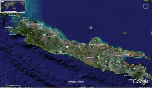 Jawa - Pulau Padi