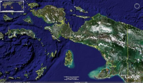 Papua - Pulau surga