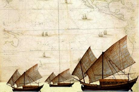 Para penjelajah laut dari Nusantara diperkirakan sudah menjejakkan kaki mereka di Benua Afrika
