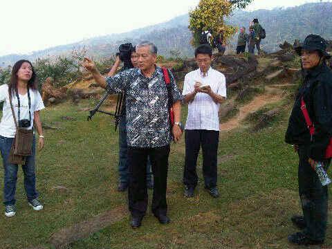 Penelitian Gunung Padang Untuk Kesejahteraan Seluruh Rakyat Indonesia