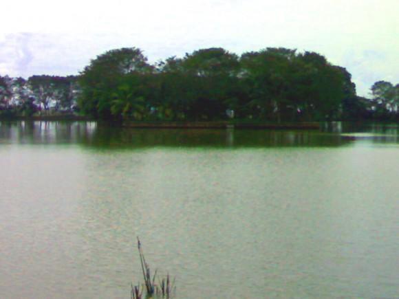 Pengindelan Danau Tasikardi, Banten : Kecanggihan Teknologi Penjernihan Air