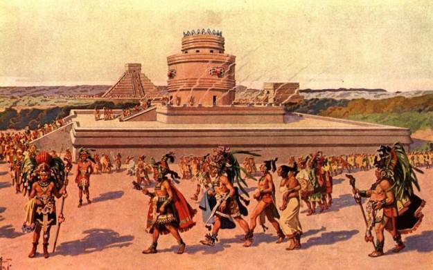 Peradaban suku maya