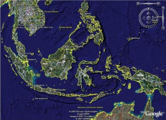 Sejak Masa Peradaban kuno, Pulau - Pulau di Indonesia Sangat Kaya Raya
