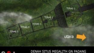 """Situs Gunung Padang Lebih """"Subtle"""" Dibandingkan Gunung Sadahurip"""