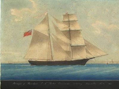 pelaut Nusantara telah mampu menyeberangi Samudera Hindia hingga mencapai Afrika.