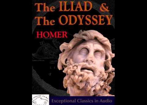 Homerus - Writer of Odyssey Book VI