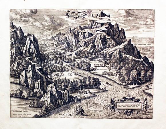 Peta Olympus Kuno