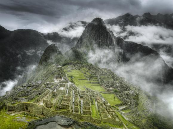 Machu Picchu di peru