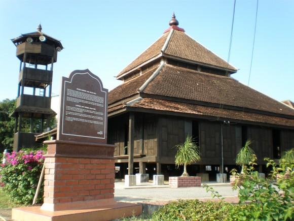 Gambar Masjid kampung laut