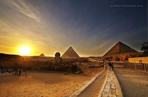 piramida giza mesir