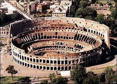 koloseum, 7 keajaiban dunia