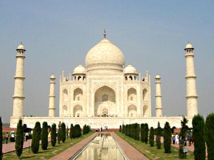 taj Mahal termasuk 7 keajaiban dunia terbaru