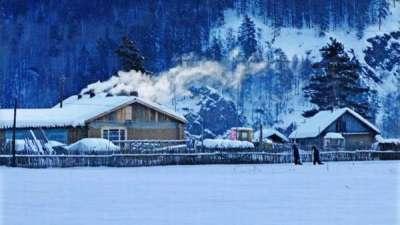 Desa paling dingin