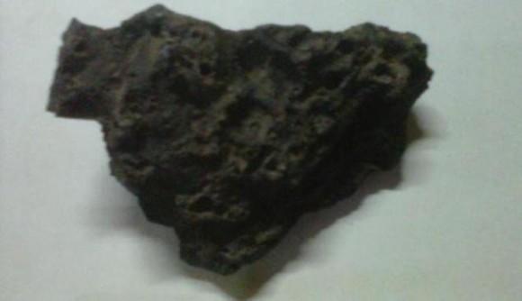 Logam purba yang ditemukan di situs Gunung Padang(Tim Terpadu Riset Mandiri)