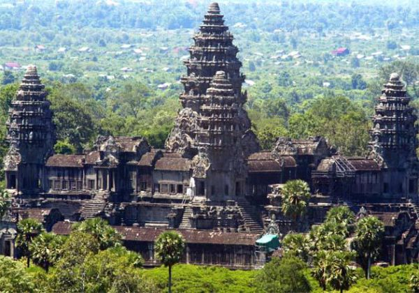 Angkor Wat (Kamboja)