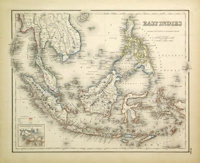 Catatan Sejarah Anthropo - Ethnologis Nusantara