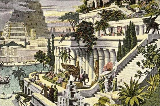 Garden Of babylonia (jerusalem)