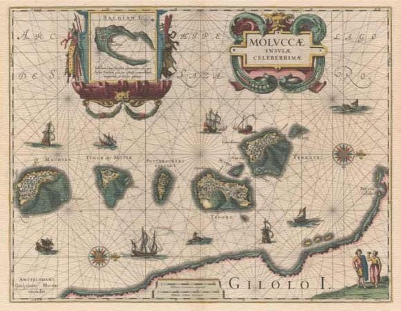 Maluku – Kepulauan rempah-rempah