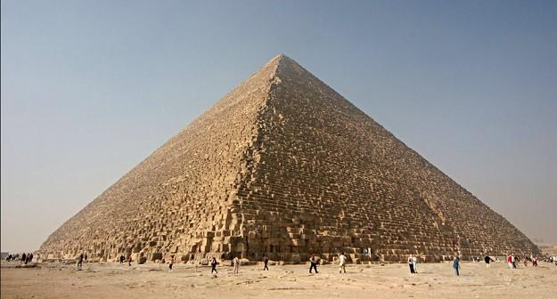 Pyramida Giza di Mesir