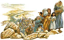 Penyebaran Bani Israil di Antara Komunitas Muslim