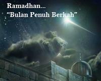 Ramadhan Bulan Berkah